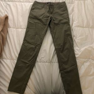 The Limited Ankle Chino Pants sz 2 Long